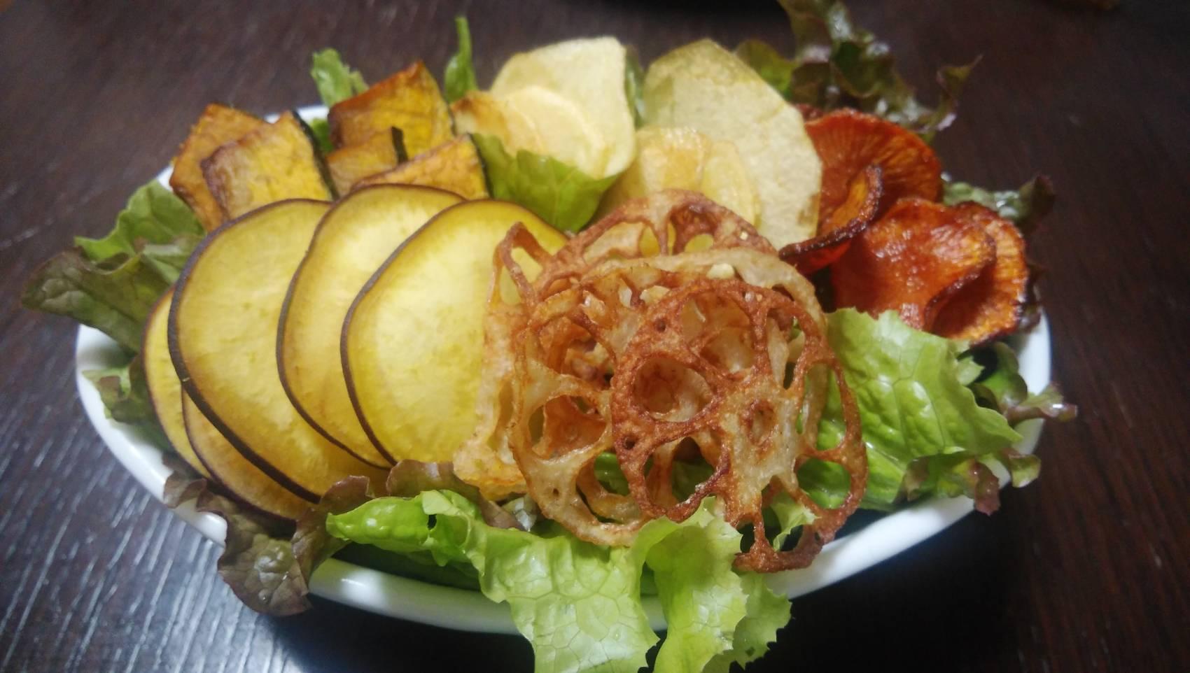 TAKO野菜チップス